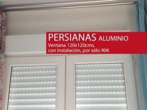 Oferta persianas - aluxtoldo toldos y persianas malaga